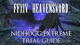 FFXIV Heavensward: Nidhogg Extreme Trial Guide (Nidhogg's Rage)