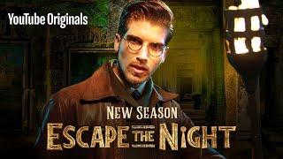 ESCAPE THE NIGHT SEASON 4 | Exclusive Teaser #1