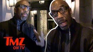 J.B. Smoove Earns Our Camera Guy $100! | TMZ TV