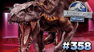 INDORAPTOR IS COMING!?!   Jurassic World - The Game - Ep358 HD