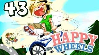 BEST TOILET EVER! -  Happy Wheels - Part 43