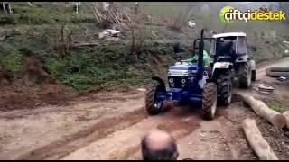 Farmtrac 60 - Erkunt 60 Çekişmesi