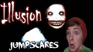 Illusion   JUMPSCARES!!! Indie Horror w/Reactions + FREE Download