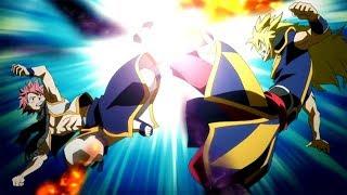 Fairy Tail: Natsu vs Zancrow Full Fight English Dubbed