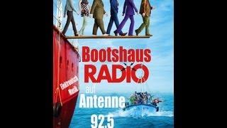 Intro Das Bootshaus die elektronische Radio Show auf Radio Rheinwelle 92,5