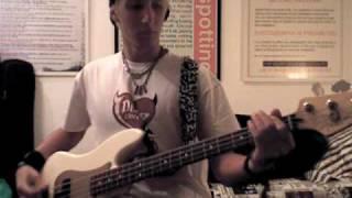 Motley Crue - Live Wire [Bass Cover] [ PERFECT ]