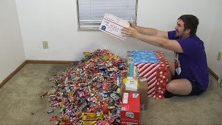 A lot of candy NEW !