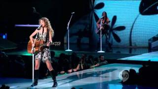 Taylor Swift  Fearless Live