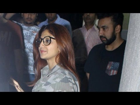Xxx Mp4 Spotted Shilpa Shetty Watches XXx Return Of Xander Cage With Family SpotboyE 3gp Sex