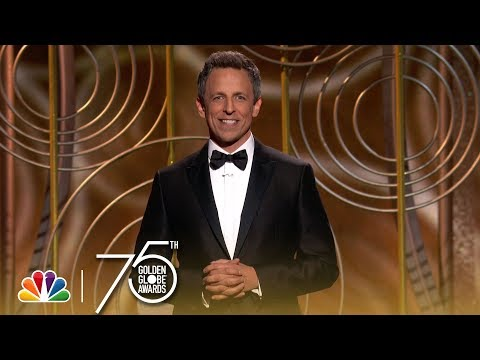Xxx Mp4 Seth Meyers Monologue At The 2018 Golden Globes 3gp Sex