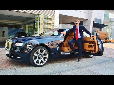 Rolls Royce Wraith Test Automoto.it