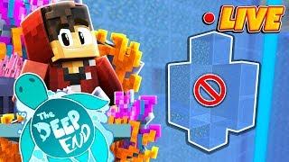 Minecraft: The Deep End SMP! - Poseidon = Oops...