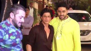 Bollywood DIWALI Party 2015 | Salman, Shahrukh, Abhishekh