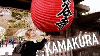 Don't stay in Tokyo - the best day trip from the city // Kamakura, Japan