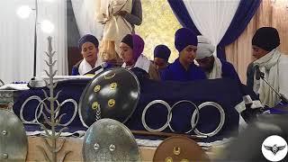 Sri Guru Granth Sahib JI and Sri Dasam Granth Sahib Ji Bhogs (#SYFCamp2017)