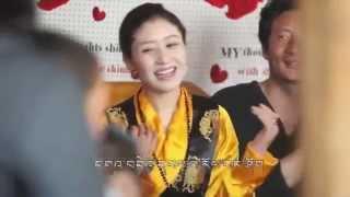 Tibetan Song  Lhenzom   by Lumo Tso