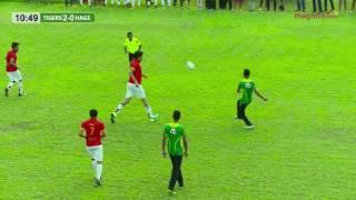 Football Match - Bangladesh Tigers VS Footy Hags