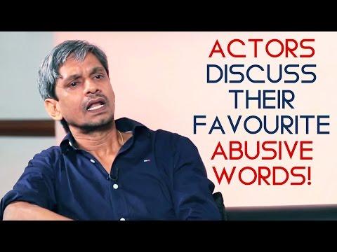 Xxx Mp4 Top Actors Discuss Their Favorite Abusive Words 3gp Sex