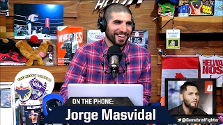 Jorge Masvidal Says Demian Maia Loss'Burns Like A F*cking STD'