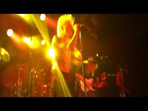 H.E.A.T - Dave Dalone solo + It's all about tonight + Crash drum solo @KB Malmö 2013
