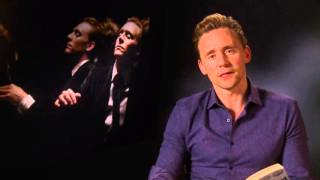 Tom Hiddleston reads from High Rise | Waterstones