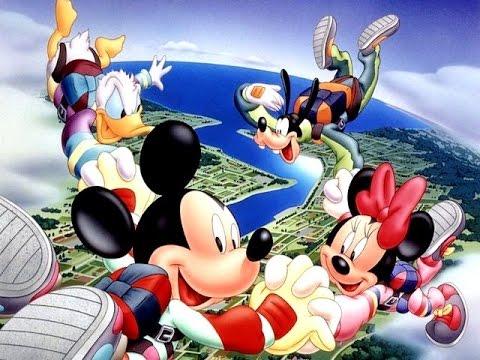 Disney Mickey Mouse Dibujos animados para niños