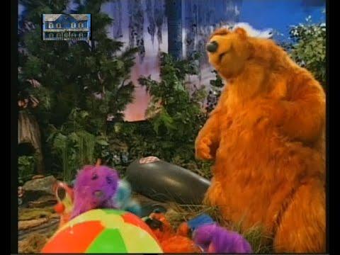 Vamos para o lago Urso da Casa Azul