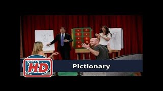 [Talk Shows]Pictionary with Katie Holmes and Jimmy Fallon