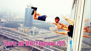 PEOPLE ARE AWESOME! 2015 (UNBELIEVABLE COMPILATION )