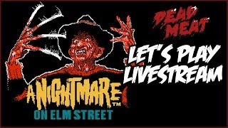 A Nightmare on Elm Street VIDEO GAME Let