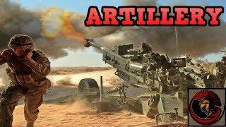 Field Gun Artillery - Victory Through Firepower