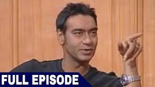 Ajay Devgn In Aap Ki Adalat (Full Interview)