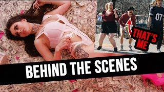 AZZYLAND - MONEY feat. BIG NEM (BEHIND THE SCENES)