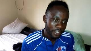 Liscar Football Club Top Players Spoke To Journalist Alusine Rehme Wilson