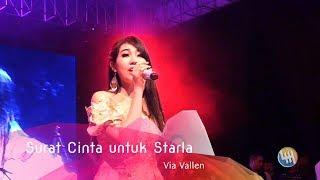 Via Vallen - Surat Cinta Untuk Starla  (Live in Dondang - Samarinda - Kalimantan Timur)