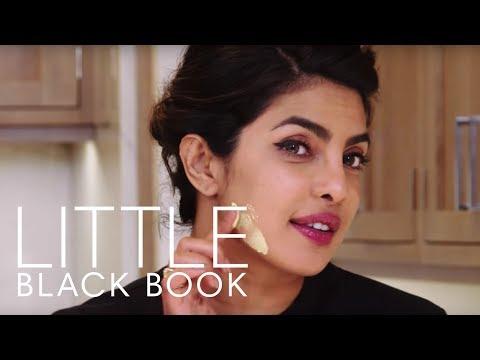 Priyanka Chopra s Guide to Skincare Little Black Book Harper s BAZAAR