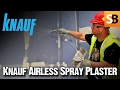 Download Video Download How to Use Knauf Airless Readymix Spray Plaster 3GP MP4 FLV