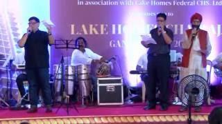 Ram Tum Bade Dayalu Ho by Naresh Bhasin at Jashn Ganpati Special