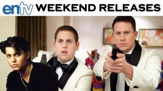 '21 Jump Street' Johnny Depp Cameo, Will Ferrell, Christina Hendricks and More: ENTV