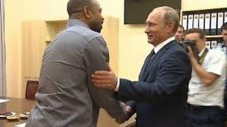 Рой Джонс получит российский паспорт
