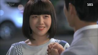 Beautiful Gong Shim (Pretty Ugly) - Ahn Dan Tae and Gong Shim cut.