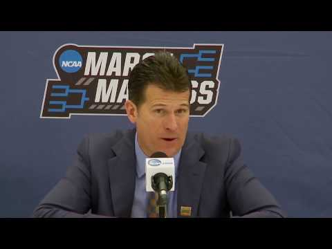 News Conference UCLA First Round Postgame