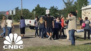 Texas High School Shooting — Authorities Hold News Conference | CNBC