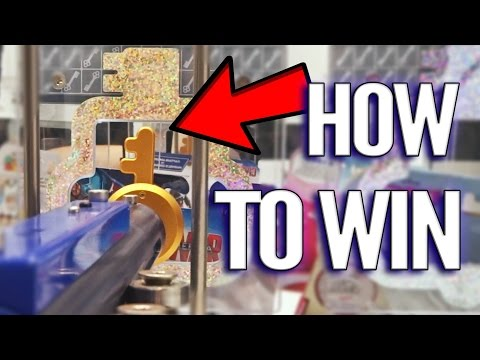 How To Win On The Key Master Arcade Machine Arcade Games Tips & Tricks