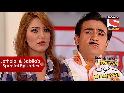 Xxx Mp4 Jethalal And Babita S Special Episodes Taarak Mehta Ka Oolta Chashma 3gp Sex