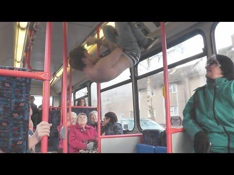 Awkward Bus Situations