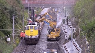 Engineering Works on the Northern Line, 29 - 30/04/2017