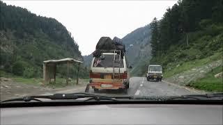 Islamabad to Gilgit via Babusar/Naran/Kaghan