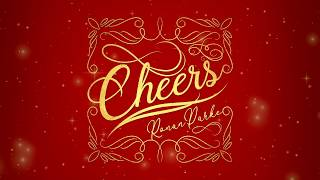 Ronan Parke - Cheers [Official Lyric Video]