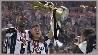 Paul Pogba vs Milan (Coppa Italia Final) 21/05/2016 | Last Match for Juventus | HD